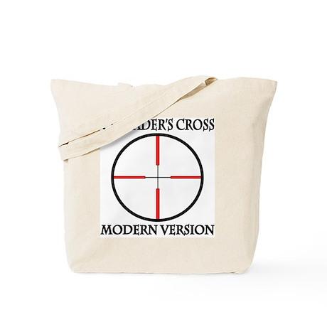 CRUSADER'S CROSS Tote Bag