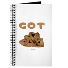 Got Hamentashen Purim Journal