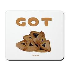 Got Hamentashen Purim Mousepad