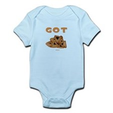 Got Hamentashen Purim Infant Bodysuit