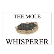The Mole Whisperer Postcards (Package of 8)