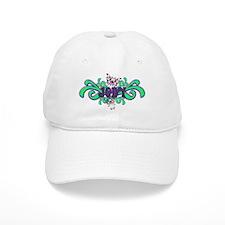 Jody's Butterfly Name Baseball Cap