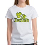 Irish Shamrocks Women's T-Shirt
