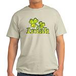 Irish Shamrocks Light T-Shirt