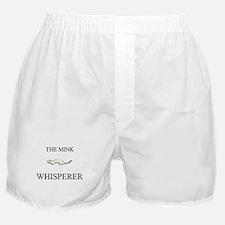 The Mink Whisperer Boxer Shorts