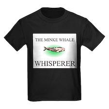 The Minke Whale Whisperer T