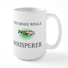 The Minke Whale Whisperer Mug