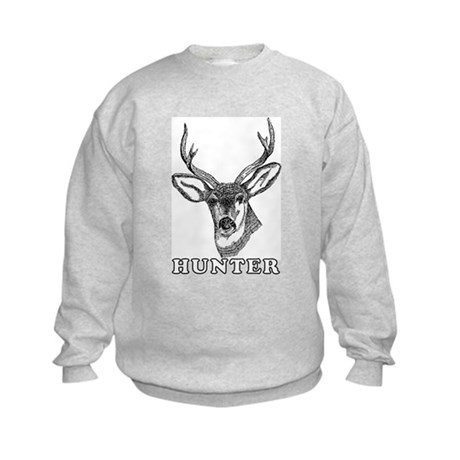 Deer Hunter Kids Sweatshirt