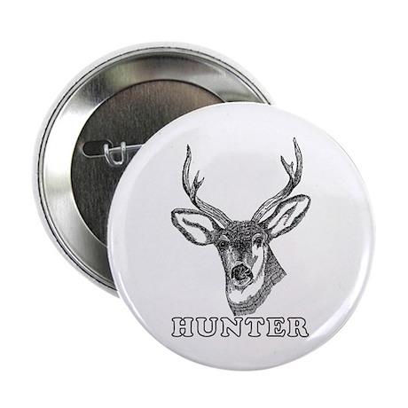 """Deer Hunter 2.25"""" Button (100 pack)"""