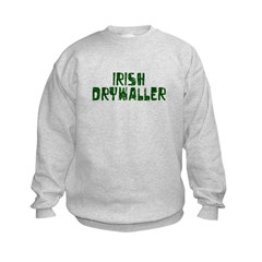 Irish Drywaller Sweatshirt