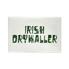 Irish Drywaller Rectangle Magnet (100 pack)