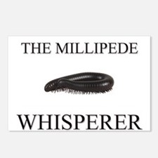 The Millipede Whisperer Postcards (Package of 8)