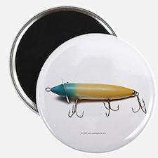 """Vintage Lure 01 2.25"""" Magnet (10 pack)"""