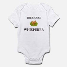 The Mouse Whisperer Infant Bodysuit