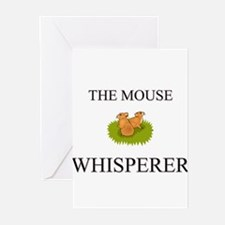 The Mouse Whisperer Greeting Cards (Pk of 10)
