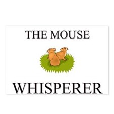 The Mouse Whisperer Postcards (Package of 8)