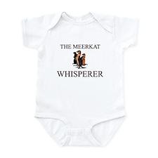 The Meerkat Whisperer Infant Bodysuit