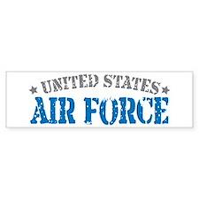 United States Air Force Bumper Bumper Sticker