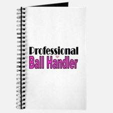 Professional Ball Handler Journal