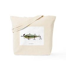 Vintage Lure 02 Tote Bag