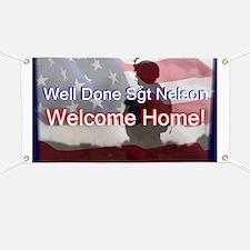 Nelson Banner