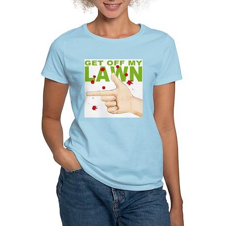 Get Off My Lawn! Women's Light T-Shirt