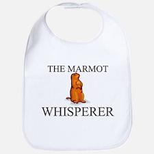 The Marmot Whisperer Bib