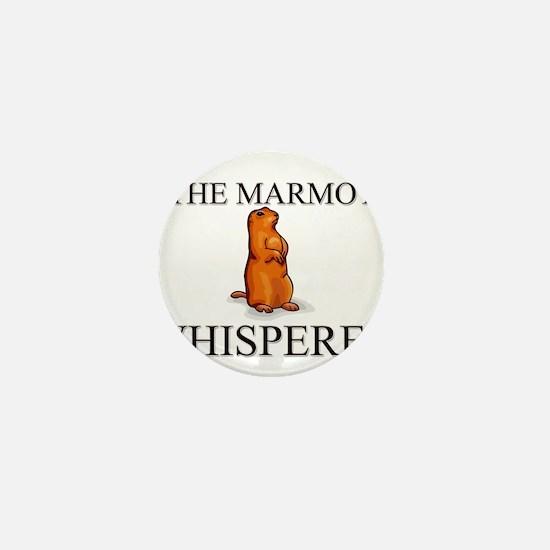 The Marmot Whisperer Mini Button