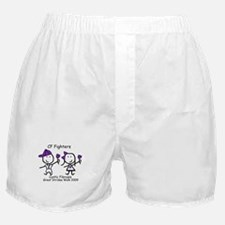 Cystic Fibrosis - CF Fighters Boxer Shorts