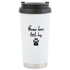 Cougar: Come Here Little Boy Travel Mug