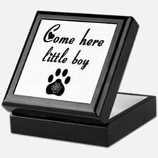 Cougar: Come Here Little Boy Keepsake Box
