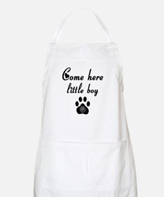 Cougar: Come Here Little Boy BBQ Apron