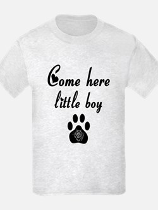 Cougar: Come Here Little Boy T-Shirt