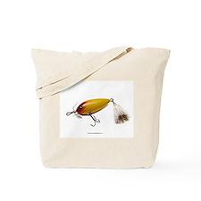 Vintage Lure 09 Tote Bag