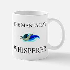 The Manta Ray Whisperer Mug