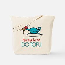 Veggie Tofu Tote Bag