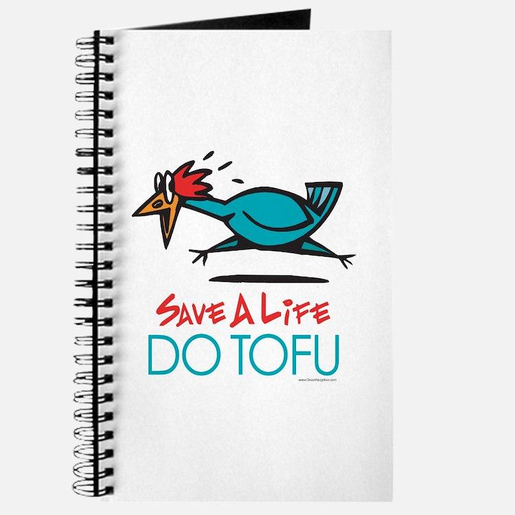 Veggie Tofu Journal