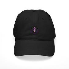 With God Cross LUPUS Baseball Hat