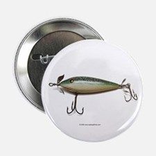 """Vintage Lure 08 2.25"""" Button (10 pack)"""