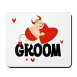Devil Groom Mousepad