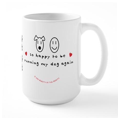 So Happy Large Mug