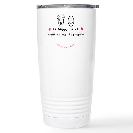 So Happy Stainless Steel Travel Mug
