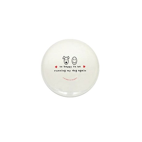 So Happy Mini Button (10 pack)