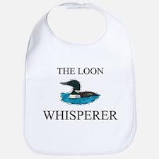 The Loon Whisperer Bib