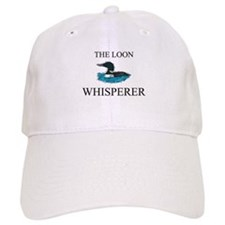 The Loon Whisperer Baseball Cap