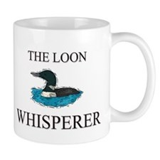 The Loon Whisperer Mug