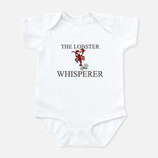The Lobster Whisperer Infant Bodysuit