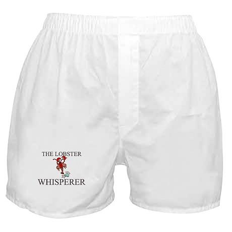 The Lobster Whisperer Boxer Shorts