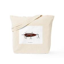 Vintage Lure 07 Tote Bag