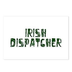 Irish Dispatcher Postcards (Package of 8)